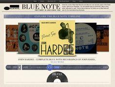 Blue Note, une application Spotify pour les amateurs de jazz