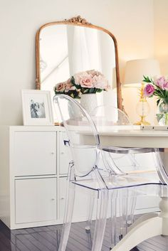 The best Ikea Kallax Hack: how transform the Ikea Kallax shelf into a beautiful console table for all your storage needs with doors, overlays & gold knobs! Ikea Furniture Hacks, Couch Furniture, Furniture Deals, Ikea Hacks, Kitchen Furniture, Ikea Kallax Shelf, Ikea Kallax Hack, Affordable Furniture Stores, Furniture Stores Nyc