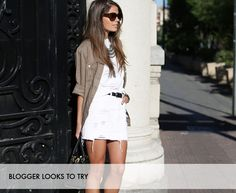 5 Blogger looks to try this summer on www.fashionanimale.com