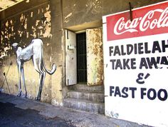 Street Art By Faith47 - Cape Town (South Africa)
