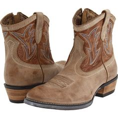 Ariat Short Boots - Cr Boot