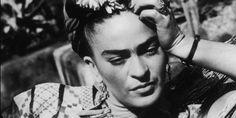 Las fotos nunca antes vistas de Frida Kahlo