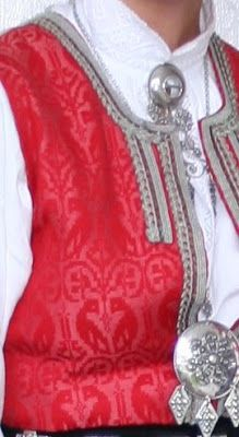 Providing information, photos and general knowledge of Norwegian bunad, festdrakts and folkdrakt. Folk Costume, Costumes, Going Out Of Business, Norway, Leather Jacket, Clothes, Knowledge, Vest, Traditional