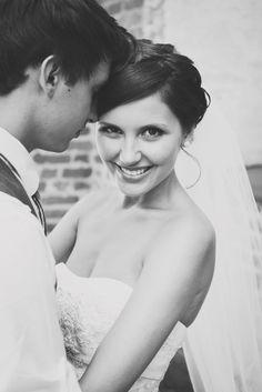 Wedding, groom and bride