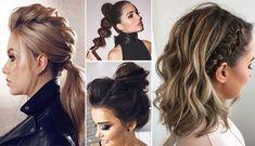 Ανανεώστε τα μαλλιά σας δημιουργώντας υπέροχα χτενίσματα, ιδανικά για όλα τα μήκη. Απλά πιασίματα, αλλά και υπέροχες πλεξούδες ή αλογοουρές θα κατέχουν και πάλι εξέχουσα θέση στα εντυπωσιακάχτενίσματα για τον Ιανουάριο 2018. Βάλτε λοιπόν την φαντασία σας να δημιουργήσει και πιάστε τα μαλλιά σας με διάφορους τρόπους. Συνδυάστε πλεξούδες με updo, half up και αλογοουρές […]