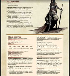 Post with 3045 votes and 149091 views. Tagged with skyrim, fanart, monster, dnd, homebrew; Shared by SnowKittens. Every DnD homebrew monster I could find Dungeons And Dragons Classes, Dungeons And Dragons Homebrew, Dungeons And Dragons Characters, Dnd Characters, Fantasy Characters, Skyrim, Dnd Stats, Dnd Classes, Dnd Races