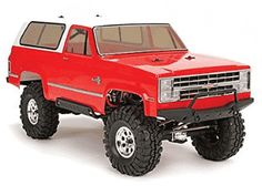 1986 Chevrolet Blazer Ascender RTR by Vaterra scale) - Choice Gear Best Rc Cars, Remote Control Boat, 1 10 Scale, Look Good Feel Good, Rc Trucks, Chevrolet, Monster Trucks, Blazer, Rc Vehicles