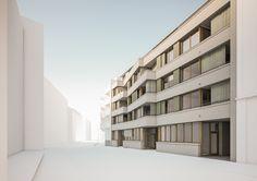 Wohnüberbauung Maiengasse, Basel | Esch Sintzel Architekten