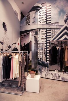 The goodness that is Dover Street Market NY. http://www.thecoveteur.com/susie-lau-dover-street-market/