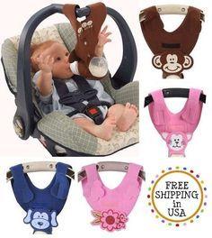 New BEBE BOTTLE SLING Hands Free Baby Feeding Holder in Baby, Feeding, Other Baby Feeding | eBay