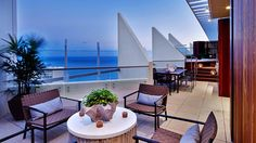 Waikiki Penthouse Suite at Trump Waikiki roof top lanai   #Luxury #Travel #Hawaii