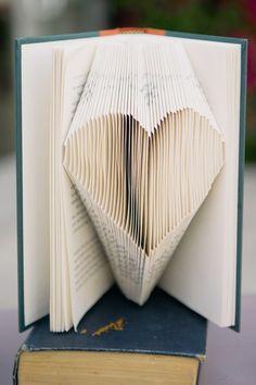 folded heart, so sweet