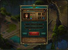 欧美写实 |GAMEUI- 游戏设计圈聚集地 | 游戏UI | 游戏界面 | 游戏图标 | 游戏网站 | 游戏群 | 游戏设计