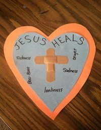 When Jesus healed the son of a royal official, He was demonstrating that His power was not limited to physical proximity. This adorable, super simple craft will help children remember that Jesus can heal us also in order to accomplish His purposes.