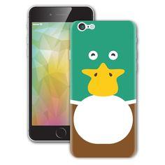 Animals Duck iPhone sticker Vinyl Decal