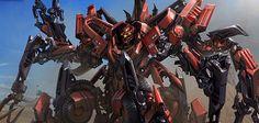 Overload #Constructicons #Decepticon #Transformers 2