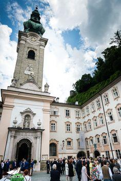 Hochzeit Salzburg Stiftskirche St. Peter