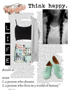 """Spend your life doing strange things with weird people."" by cannolie-olie ❤ liked on Polyvore"