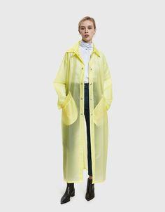 Walk of Shame / See-Through Raincoat Girls Raincoat, Raincoat Outfit, Raincoat Jacket, Hooded Raincoat, Long Raincoat, Clear Raincoat, Vinyl Raincoat, Green Raincoat, Fashion Clothes