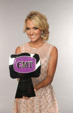 Carrie Underwood - 2013 CMT Music Awards Wonderwall Portrait Studio