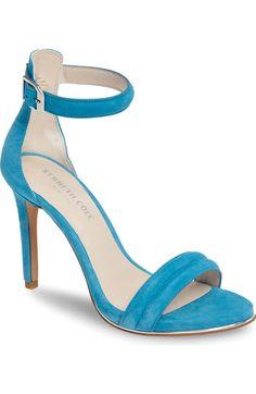 Main Image - Kenneth Cole New York 'Brooke' Ankle Strap Sandal (Women)