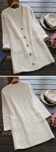 Are you looking for a long sweater cardi with new style? We have well prepared it for you. Our sweaters are always of high quality and we serve improved service. Find more at Cupshe.com!