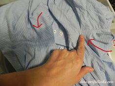 Como tirar manchas escuras de desodorante das camisas | donaperfeitinha.com