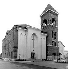 Bethel AME Church, Indianapolis, Indiana (used in the underground railroad)