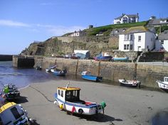 portreath, spent many a summer day on this beach.