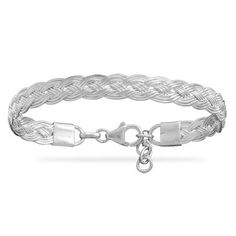 "6.5""+1"" Braided Bracelet"