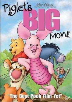 """""""Piglet's BIG movie"""" (2003)"""