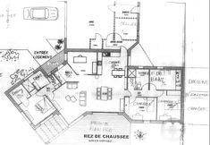 Plan De Maison Sur Un Terrain De 1300 M2 Vos Avis