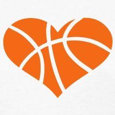 Cool Basketball T-Shirt Designs Basketball Heart, Basketball Tattoos, Basketball T Shirt Designs, Basketball Design, Basketball Shirts, Love And Basketball, Basketball Stuff, Basketball Season, Basketball Quotes
