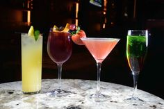 Whether you're a die-hard super-fan or just enjoy trying new and fun libations, Borgata has the perfect offerings to quench any fan's thirst for the big game. #drinkrecipe #Borgata #specialtydrink #cocktails #LongBar #atlanticcity