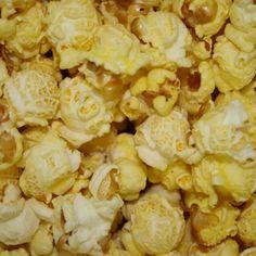 Buttery Gourmet Popcorn