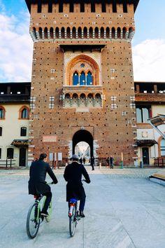 Get out and about in Milan, #WonderfulExpo2015 #WonderfulMilan