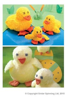 Sirdar Easter Free Patterns | Deramores