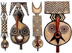 Burkina Faso | Bwa | Nwantantay (Water Spirit Mask)