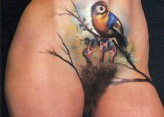 Le plus beau tatouage de l'année - Akia