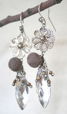 earing by Stephanie Lee