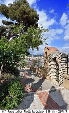 Sanary sur Mer - Montée des Oratoires - ( Var - 83 )