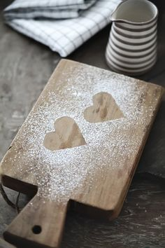 bake something with love