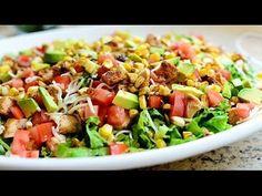 how to make taco salad