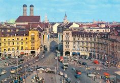 #GERMANY #SWD #GREEN2STAY Old Pictures Of Munich