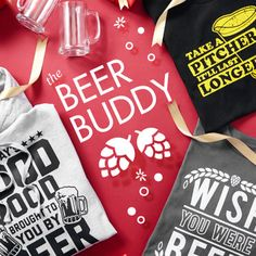 This holiday season, surprise your loved ones with a gift that matches their unique personality. If your guy loves beer, this collection is perfect for him. #picsandpalettes #zulily