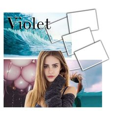 """""""Violet"""" by s3321 ❤ liked on Polyvore featuring GET LOST"""