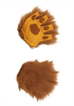 Complete your lion costume with these furry and warm Lion Paws Fingerless Gloves. These could also work well with other animal costumes too. Funny Adult Costumes, Cute Costumes, Wizard Of Oz Lion, Silly Hats, Lion Paw, Animal Costumes, Classroom Crafts, Fingerless Gloves, Soft Fabrics