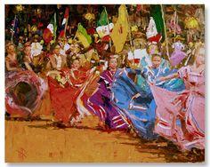 """Fiesta"" by Robert MacPherson"