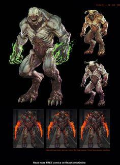 98 Best Doom Concept Art Images In 2020 Doom Concept Art Art