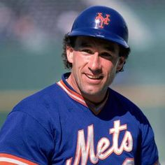 Gary Carter, NY Mets Catcher